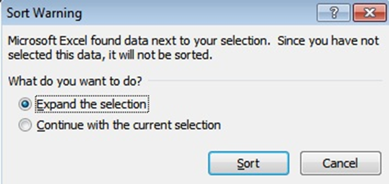 How to automatically sort content in an excel worksheet sortinexcel3 ibookread Read Online